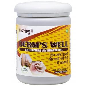 Shridhenu DermWell Powder 300 GM