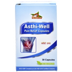 Asthi Well Pain Relief with Shallaki - 30 Capsules