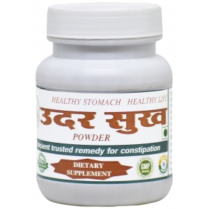 Udar Sukh Natural Laxative 100 GM