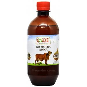 GoSeva Gir Cow's Gomutra Ark 200/500 ML