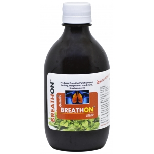 Breathon - Natural Bronchodilator 400 ML
