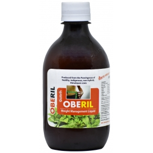 Gotirth Oberil Fat Burner 400 ML