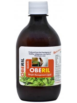 Gotirth Oberil Fat Burner 400 ML