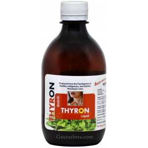 Thyron - Ayurvedic Thyroid Treatment 40 Tablets / 400 ML
