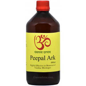 Peepal Gomutra Ark for Heart 400 ML