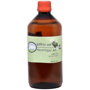 Harsingar Gomutra Ark 400 ML / 60 Tablets