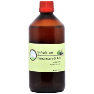 Punarnava Ark 400 ML / 60 Tablets