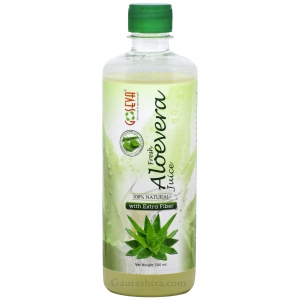 Aloe Vera Juice with Fibre 500 ML