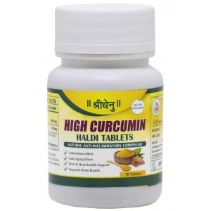 Curcumin Turmeric Tablets - 90 Tabs