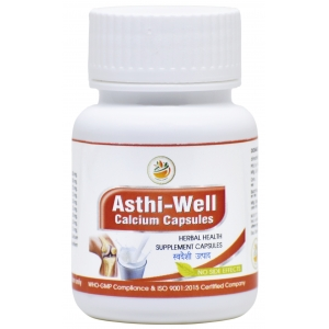 Asthi Well - 30 Calcium Tablets
