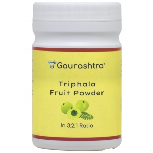 Triphala Powder 3:2:1 Ratio - 200 GM