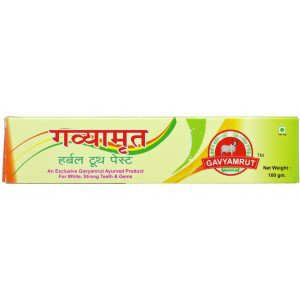 Gavyamrut Herbal Tooth Paste 100 GM